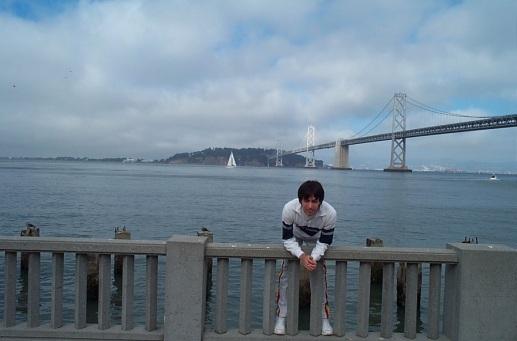 Bruno en SF 008